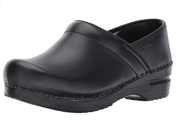 dansko alternative Sanita Women's Professional Clog