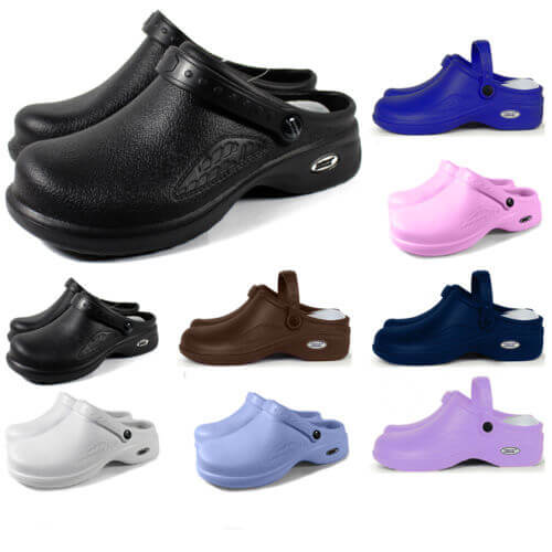 natural uniforms surgical clogs