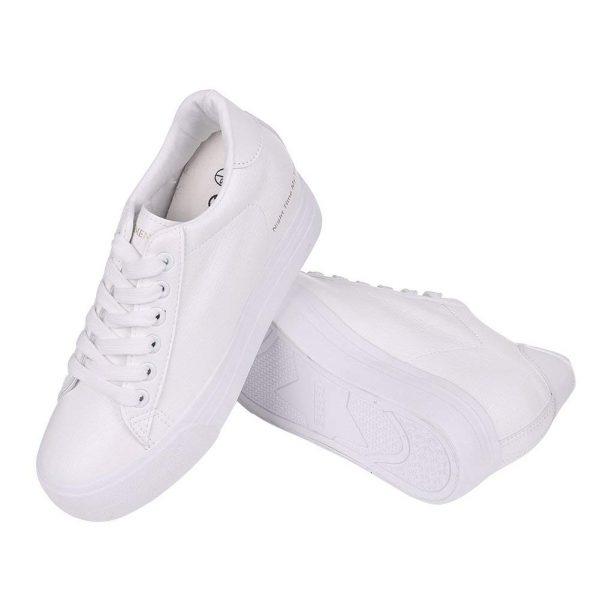 cute nursing tennis shoes with hidden heel