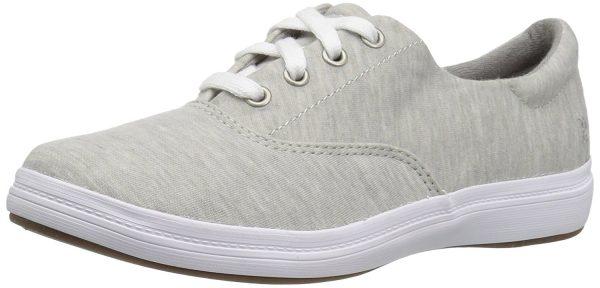 light grey nursing shoes