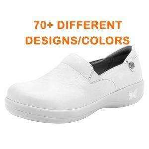 White Nursing Shoes - ShoesForDoctors.com