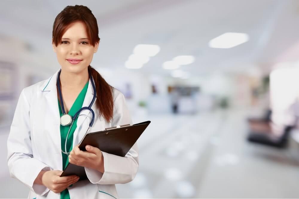 Doctor, Healthcare And Medicine, Women
