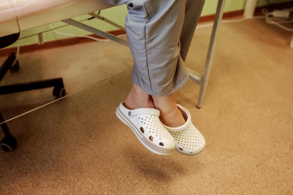 What Makes the Perfect Shoe for Doctors